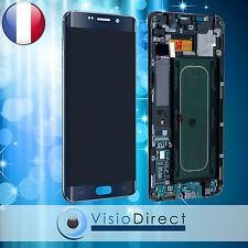Ecran complet pour Samsung Galaxy S6 Edge Plus G928F noir vitre+LCD sur châssis