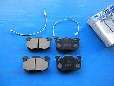 Plaquettes de freins AV/AR Roulunds pour: Peugeot: 504, 505, R5, Alpine