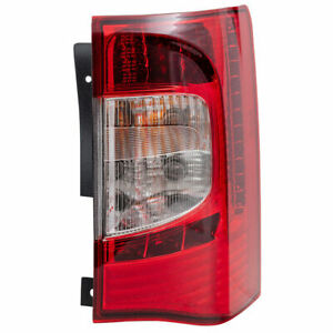 FOR CHRYSLER TOWN & COUNTRY 2011 2012 2013 2014 2015 TAIL LAMP RIGHT PASSENGER