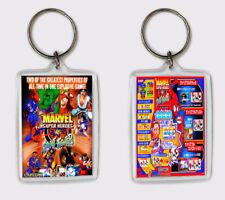 MARVEL SUPER HEROES VS STREET FIGHTER ARCADE LLAVERO KEYRING