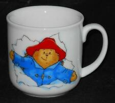 2003 REUTTER Porzellan ~ Paddington Bear Childs Cup Mug Made In Germany 2003