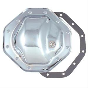 New Chrome 9 1/4 Differential Cover 9.25 Mopar Chrysler Dodge Plymouth w Gasket