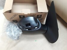 BRAND NEW GENUINE PEUGEOT 206 RH ELECTRIC WING MIRROR WITH GLASS + COVER DRIVERS