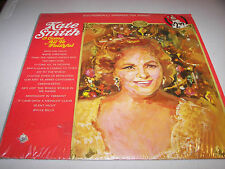 Kate Smith Best Loved Christmas Songs LP NM Pickwick SPC-1002