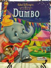 Walt Disney's Classic DUMBO Ladybird 2003 S/C VGC