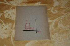 Signed 1973 Poem and Sculpture Book by Libero Badii