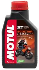 Motul Scooter Power 2T 1L Roller Zweitakt Öl vollsynthetisch Aprilia CPI TGB