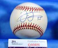 Frank Thomas Jsa Cert Hand Signed Major League Autograph Baseball
