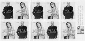 MINT 2005 FASHION DESIGNERS P & S STAMP BOOKLET - ZAMPATTI, SABA