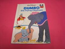 DUMBO THE FLYING ELEPHANT DISNEY 1978 FIRST AMERICAN EDITION RANDOM HOUSE