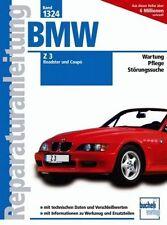 Reparaturanleitung BMW Z 3 Z3 Roadster und Coupé Band1324