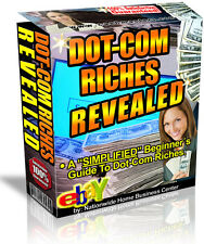 DOT-COM RICHES REVEALED PDF EBOOK FREE SHIPPING RESALE RIGHTS