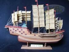 世界の帆船 中國大太監鄭和艦隊下西洋boford world ship complete Chinese Mariner Zheng He's Cheng Ho