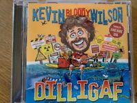 KEVIN BLOODY WILSON - DILLIGAF ALBUM CD