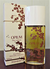 OPIUM FLEUR IMPERIALE YVES SAINT LAURENT 3.3 OZ / 100ML EDT SPY PERFUME WOMEN