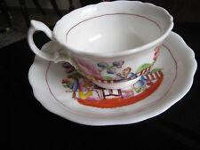 TOP RARITÄT! Antike Tasse China 18.Jahrhundert! England