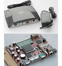 THINCLIENT MINI COMPUTER FOR DOS FSC FUTRO A230 4GB CF, RAM 512MB LAN RS232 USB