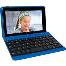 """RCA Voyager PRO 7"""" 16GB Tablet &  Keyboard Android - BLUE (RCT6873W42KC) [LN]™"""