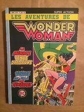 SUPER ACTION avec WONDER WOMAN - T10 et T11