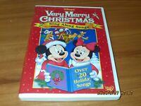 Sing-Along Songs: Very Merry Christmas Songs (DVD, 2006)