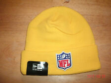 NFL Logo Shield New Era Beanie Winter Hat Cap NWT One Size Free Shipping!
