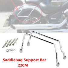 Motorcycle Bikes Side Pack Refit Saddlebag Support Bracket Fit For Honda Suzuki