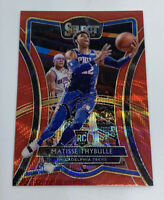2019 20 Select Red Prizm Wave Premier Level MATISSE THYBULLE #145