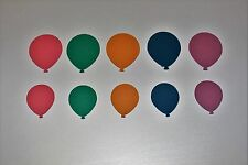 Stampin Up! Balloon Bouquet Die Cut Embellishment's