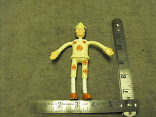 Pinocchio Bendable Figure 2002 Mcdonalds Happy Meal Toy, with growing Nose