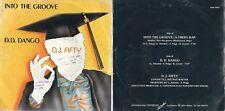 DISCO 45 Giri   D.J. FIFTY - INTO THE GROOVE / D. D. DANGO