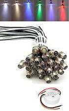 Lichtpunkte LED Sternenhimmel versch. Farben 0.2 Watt Verbrauch inkl. 12W Trafo
