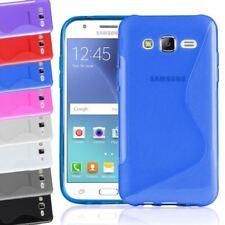 Cover e custodie Per Samsung Galaxy J5 per cellulari e palmari silicone / gel / gomma transparente