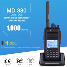 Tytera/TYT MD-380 UHF Digital Mobile CTCSS 400-480Mhz DMR Radio Hand-Funkgerät