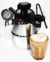 Bellman CX-25P Stovetop Coffee Espresso Maker +Milk Frother CX25P Version 2.0