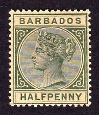 BARBADOS - BRITISH COLONIES - Sc 60 - MNH VICTORIA - LOOK!