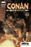 CONAN THE BARBARIAN #6 CVR A 2019 MARVEL COMICS 05/08/19