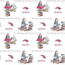 Roald Dahl Matilda Tapete Rollen - Muriva 102557 - Neu