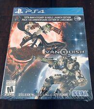 Bayonetta + Vanquish 10th Anniversary (Brand New, Sealed) PS4 PlayStation 4