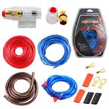 1500W Kabelset Anschluß Endstufe Verstärker Amp Subwoofer Auto Audio Wire Kabel