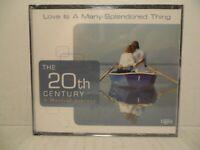 Love Is A Many Splendored Thing - Reader's Digest 3 CD Easy Listening Set 60 Trk