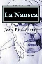 La Nausea by Jean-Paul Sartre (2016, Paperback)
