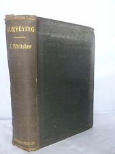 Surveying - Civil Engineers & Surveyors - John Whitelaw HB - Folding Plates