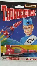 Matchbox thunderbirds Thunderbird three astronaut Alan Tracy nip