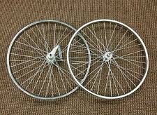 "BICYCLE WHEELS FIT SCHWINN BALLOON TIRE  BIKES COLLUMBIA ROADMASTER 26"" NEW"