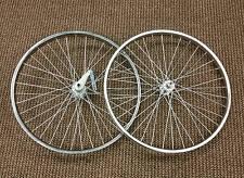 "BICYCLE WHEELS FIT SCHWINN BALLOON TIRE  BIKES COLLUMBIA ROADMASTER 26"" NEW"