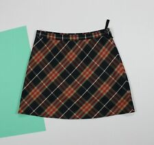 Burberry London Skirt Check Plaid Wool (size UK10 US8)