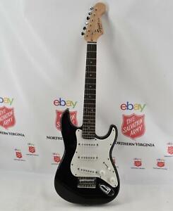Fender Squier Mini Strat Electric Guitar with gig bag Black (0556)