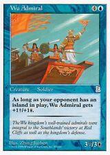 Wu Admiral   EX-   Portal: Three Kingdoms   Magic MTG