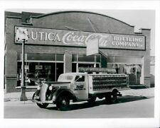 1936 Diamond T Coca Cola Truck Factory Photo u646-4UI63Y