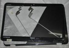 NUOVO Dell Inspiron 15R N5110 M5110 LCD Cover Nero Con Lunetta Cerniere PT35F 40W17